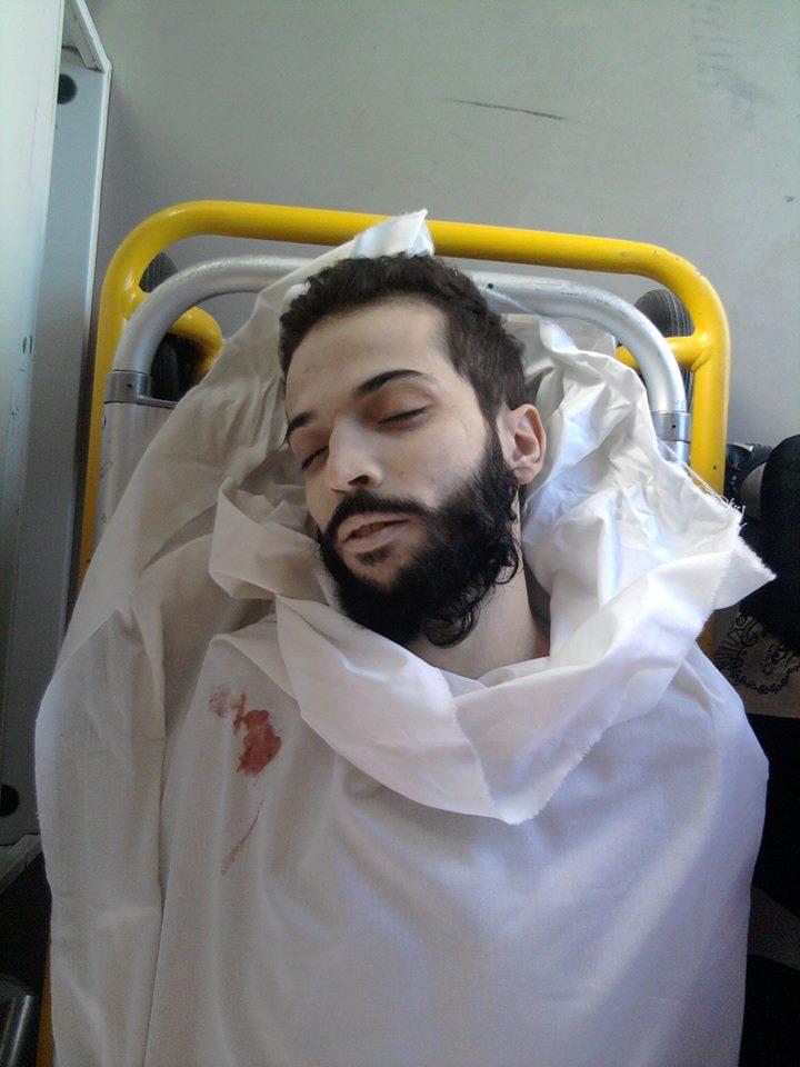 الشهيد المجاهد البطل محمد الرفاعي