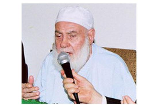 الحلقة الأولى من الحوار مع فضيلة الشيخ محمد أديب كلاس -