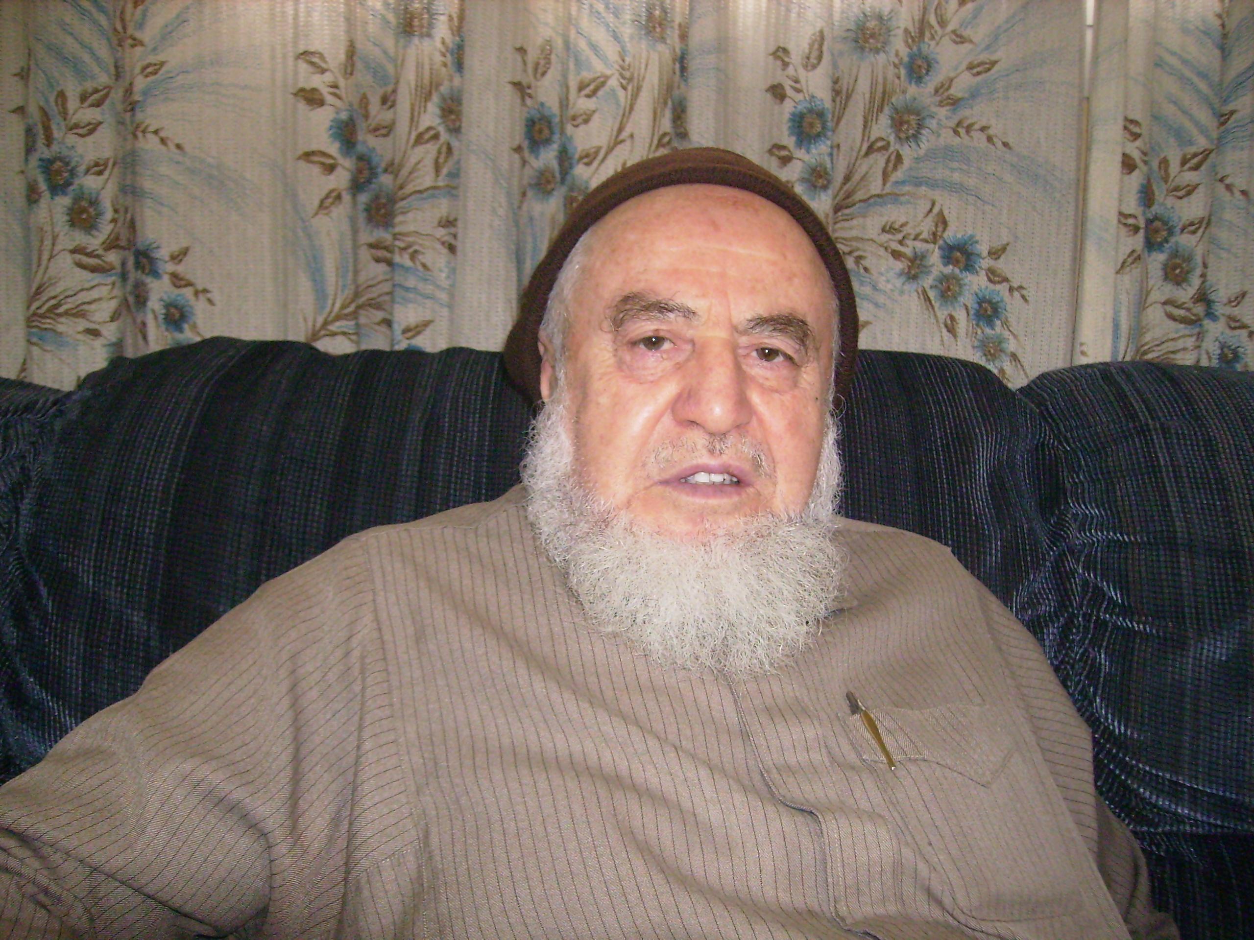 الحلقة الأخيرة من الحوار مع الشيخ محمود ميرة -