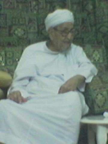 وفاة العلامة المعمر الشيخ عبد الله الناخبي - مئة وعشر سنوات في العلم والتعليم