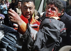 بيان الرابطة  حول مذبحة غزة والرسوم المسيئة - ـ