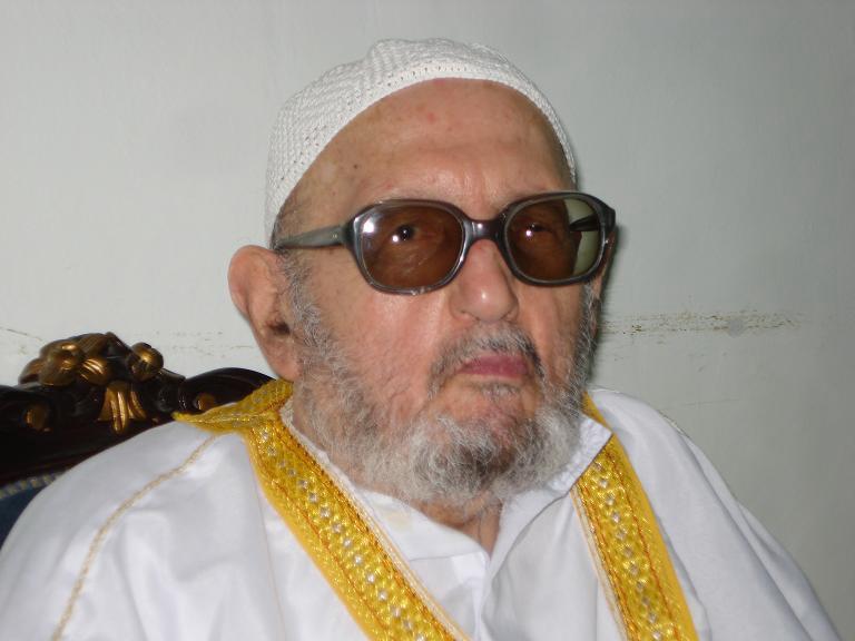 وفاة العالم الشيخ مفتي إدلب الشيخ محمد ثابت الكيالي - وفاة العالم العامل