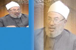 القرضاوي يرفض التوقيع على بيان مشترك مع الوفد الإيراني - القرضاوي يرفض التوقيع على بيان مشترك مع الوفد الإيراني
