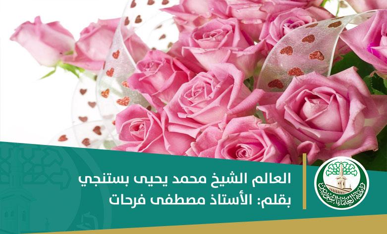 العالم الشيخ محمد يحيى بستنجي