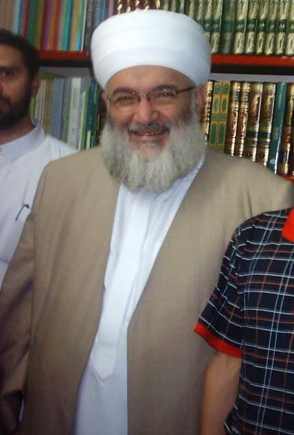 الشيخ محمد سعيد البادنجكي
