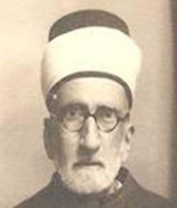 الشيخ محمد كامل بن محمد صالح الصوفي الصيّادي