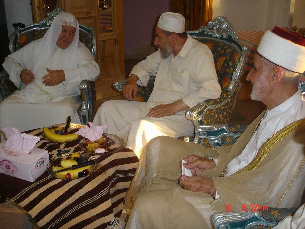 الإمام الرباني الشيخ الدكتور محمد فوزي فيض الله
