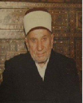 نبذة عن حياة الشيخ أحمد نصيب المحاميد