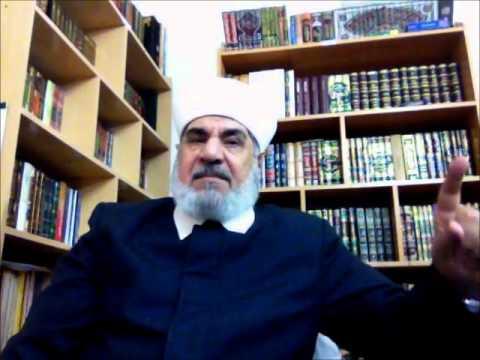 وفاة العالم المقرئ اللغوي الشيخ ياسين جاسم المحيمد