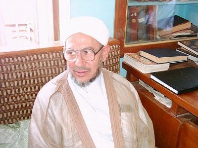 نعي الفقيه الشهيد عبد العليم عبد الرحمن السعدي